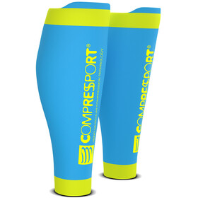 Compressport R2V2 - Collants - bleu